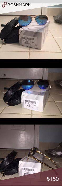 Oakley Tie Breaker Womens oakley aviators. Smaller profile. Polarized Oakley Accessories Sunglasses