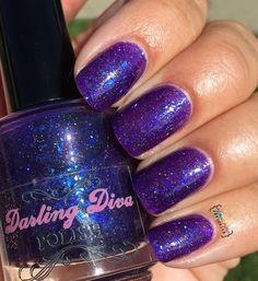 My Nail Polish Obsession: Darling Diva Polish Exclusive Las Vegas Shades: Ti...