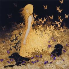 by Masaaki Sasamoto Art And Illustration, Fine Art, Japanese Art, Oeuvre D'art, Art Paintings, Les Oeuvres, Painting & Drawing, Amazing Art, Fantasy Art