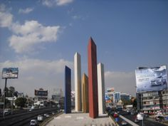 Torres de Satelite - Luis Barragán