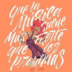 gracias a  @caridibuja . . #pelaeldiente . . . #comics #caricaturas #viñetas #graphicdesign #funny #art #ilustración #dibujos #humor #artistas #creatividad #illustrator #painting #feliz #artwork #draw #diseño #doodle #cartoon #amor #sonrisa #música #problemas
