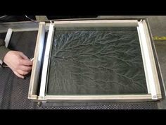 "Birth of a 15 x 20 x 2"" Captured Lightning Sculpture (DSCN6566) - YouTube"