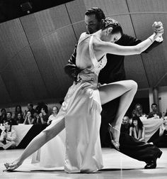 Uncredited - Show Tango. Ballroom Dance Dresses, Ballroom Dancing, Swing Dancing, Shall We Dance, Lets Dance, Danse Latino, Baile Jazz, Trip The Light Fantastic, Tango Dancers