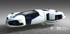 Flying Car and Hover Car Futuristic Technology, Futuristic Cars, Futuristic Design, Spaceship Concept, Concept Ships, Concept Cars, Design Transport, Killzone Shadow Fall, Hover Car