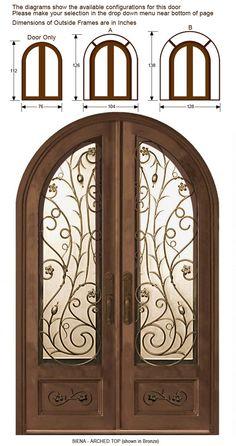 Toronto Arched Entry Door | Black Doors | Pinterest | Arch, Toronto And  Doors