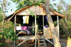 Riverside Living – Selous Game Reserve, Tanzania