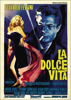 La Dolce Vita (1960), Federico Fellini...love the movie!