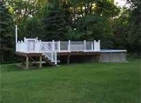 Build Deck/Fort off the Pool or Trampoline  Bing Images