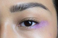 Lilac Eyes #shimmering #dewy #beautyinspo
