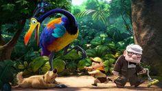 Up es una película de animación y aventuras producida por Walt Disney Pictures y Pixar Animation Studios, dirigida por Pete Docter, estrenada en 2009 y ganadora de dos premios Óscar.