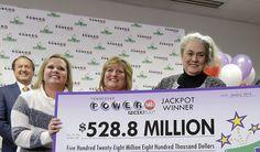 amazing lottery win