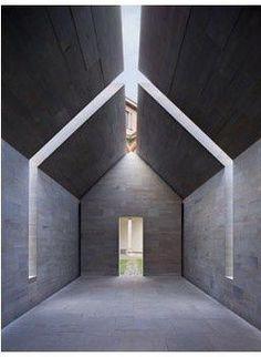 John Pawson – Stone House in Architecture & Interior design Space Architecture, Contemporary Architecture, Architecture Details, Creative Architecture, Dezeen Architecture, Brutalist Buildings, John Pawson, Deco Design, Milan Italy