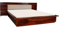 Buy Hilda Solid Wood King Size Bed in Colonial Maple Finish by Woodsworth by Woodsworth online from Pepperfry. ✓Exclusive Offers ✓Free Shipping ✓EMI Available