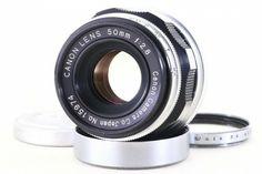Canon 50mm F/2.8 Zebra Lens Leica Screw Mount LTM L39 from Japan Exc++ #Canon Canon Lens, Leica, Binoculars, Cap, Baseball Hat