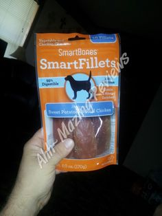 Smart Bones Smart Fillets Jerky Treats (for dogs) Review & Giveaway {US Only}