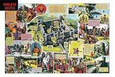 UNESCO: Harlech Castle