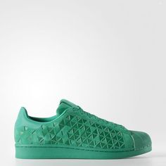a84c6fd1443 adidas Superstar Vivid Red and Fresh Green at adidas   adidas  superstar   sneakers
