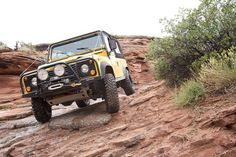 Ten Tips to Make You a Better Off-Road Driver - 8. Always be thinking of traction and ground clearance