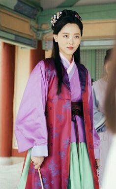 Korean Traditional Dress, Traditional Dresses, Scarlet Heart Ryeo, Korean Dress, Moon Lovers, Asian Fashion, Kdrama, Romantic, China