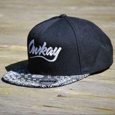 Bandana #owkay #blog #mode #homme #toulouse #fabiatch #fashion #man #men #casquette #cap #hat #snap #snapback