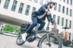 Tern Vektron Folding Electric Bike with Bosch System