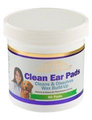 21st Century Dog Clean Ear Pads, 90 Count -- For more information, visit image link. (This is an affiliate link and I receive a commission for the sales)