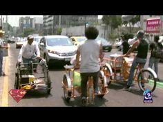 Los Supercivicos : carril de bicicletas