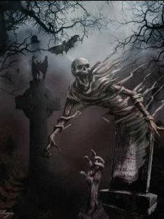 804 best halloween art horror images on pinterest drawings