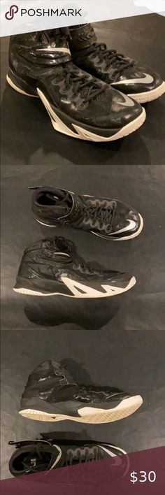 Buy NWOB Nike Elite Air Max Closer IV Mens Size 7.5 Black