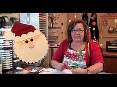 Stamping Jill - Santa Gift Card Holder - YouTube