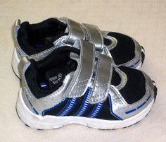Adidas Ortholite Baby Toddler Boys Athletic Shoes Size 5