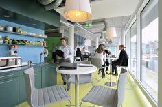 Escritório da Unilever na Suíça