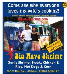 Guy Fieri Oahu Food Truck