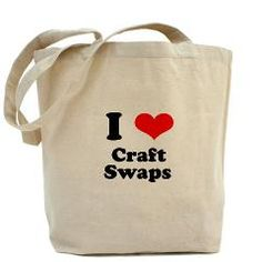 I DO *heart* craft swaps!!  Need I say more?
