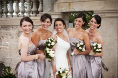 Stylish Maids by Total Brides hair & makeup
