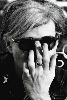 Warhol, 1966. Steve Schapiro.