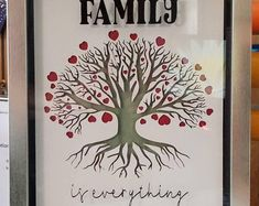 Family Tree Photo Collage Family Tree Wall Art Family | Etsy Family Tree Photo, Family Tree Print, Family Tree Wall, Tree Wall Art, Photo Tree, Tree Art, Mother's Day Story, Photo Collage Gift, Shape Collage