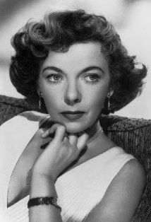 Ida Lupino  4 February 1918 – 3 August 1995  Heck of an actress ~ feisty like Bette Davis and in a time when women actors were treated like a product, not a person, Lupino held her ground.  As a result she became a producer, director and screenwriter.  She was the first women to direct a film noir. She continued to act through the 1970's.