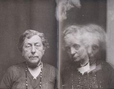 ???Ada Deane (Spirit Photographer) - Two Women (c.1922)