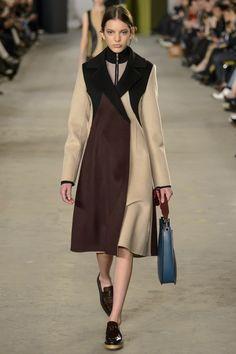 Boss Fall 2016 Ready-to-Wear Fashion Show - Caroline Reagan