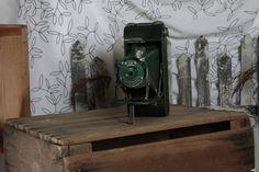 Antique Camera Vintage Photography Kodak No. 1 by Fleaosophy, $65.00