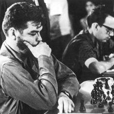 Che Guevera satranç oynarken