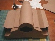 How to Scratchbuild a Boba Fett Costume- Using Cardboard!: 6 Steps (with Pictures) Darth Maul Clone Wars, Boba Fett Art, Boba Fett Costume, Costumes, Mandalorian, Pictures, Fan, Club, Drawing