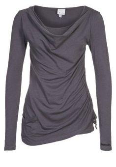 DINGHI - Langærmede T-shirts - grå