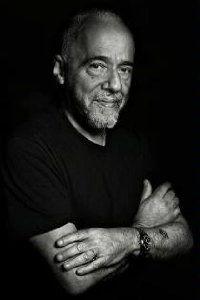 Paulo Coelho, one of my favorite authors!