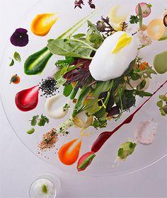 HAJIME 米田 肇 Hajime Yoneda「料理を前進させる」 PEOPLE / CHEF | The Cuisine Press