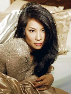 Lucy Liu, Chinese-American actress
