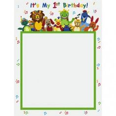 Baby Einstein Party Supplies, Baby Einstein Birthday Party Supplies: Discount Party Supplies