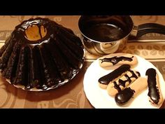 Polewa Czekoladowa z Kakao – Prosta i Bardzo Smaczna - YouTube Chocolate Fondue, Frosting, Cooking Recipes, Pudding, Breakfast, Food, Youtube, Bakken, Morning Coffee
