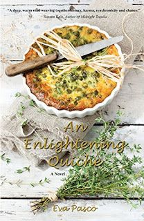 Murry Reviews and Interviews: Review of An Enlightening Quiche